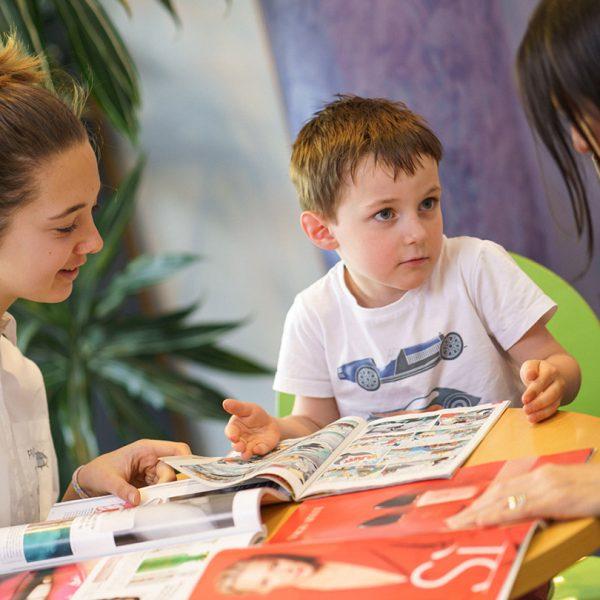Perfect Smile Kieferorthopädie in Klagenfurt & Wolfsberg - den Kindern die Angst vorm Zahnarzt nehmen